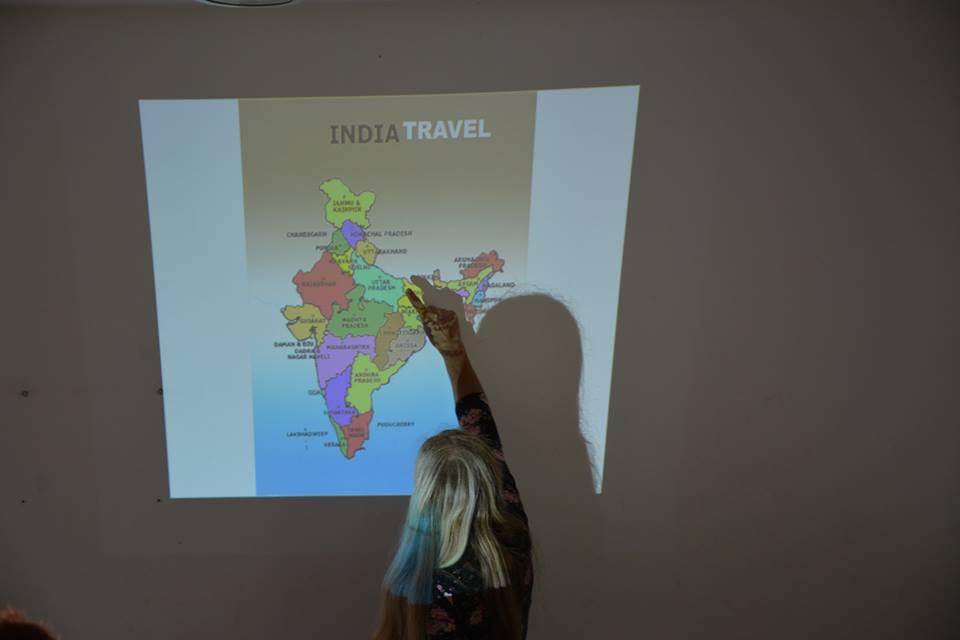 PREKO POTOPISA SMO POTOVALI V INDIJO